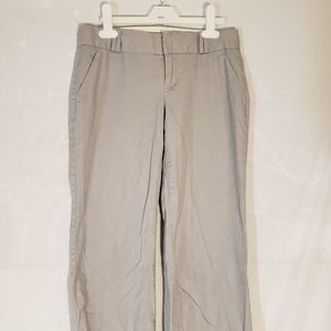 Banana republic grey pants